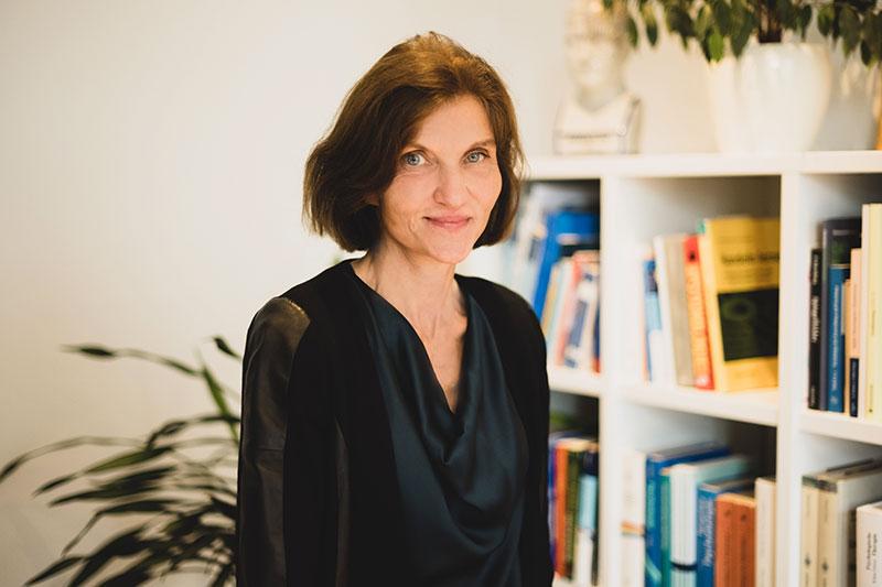 2. Vorsitzende Sabine Unverhau